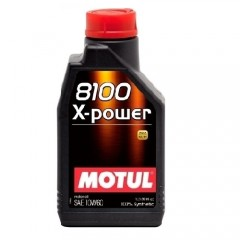 MOTUL X-POWER 10W-60 1L (AUTO)