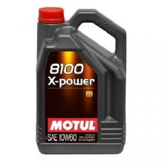 MOTUL X-POWER 10W-60 4L (AUTO)